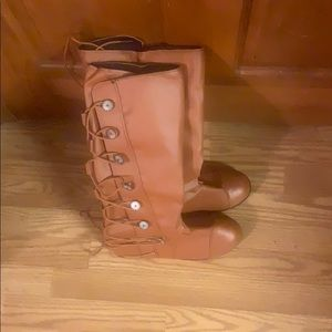 New Tall  womens Riding boots size 41
